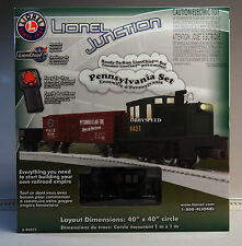 LIONEL JUNCTION PRR DIESEL ENGINE LIONCHIEF TRAIN SET o gauge 6-82972 NEW
