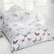 MARIPOSA BUTTERFLY SINGLE DUVET COVER SET CHILDRENS BEDDING