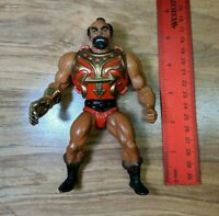 Vintage He-Man and the masters of the universe Jitsu with chest armor