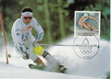 SKI ALPIN maxik. BRD 1992 Edition maxiphil