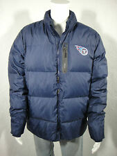 NWT NIKE 650 DEFENDER  Down Jacket, Tennessee Titans, Navy Blue, size L