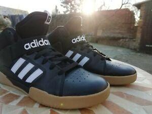 Adidas VRX Mid schwarz Größe: 41 1/3 Skateboarding Schuhe