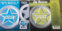 2 CDG LEGENDS KARAOKE DISCS JIM REEVES,JOHN DENVER & MORE 1970S COUNTRY CD+G