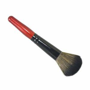 Makeup Brushes Blending Eyeshadow Blush Makeup Brush with Wooden Holder