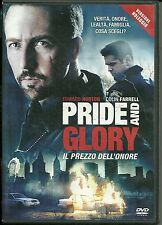DVD Pride and Glory - il prezzo dell'onore. Edward Norton