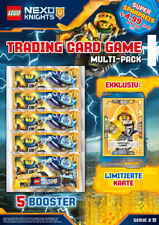 LEGO Nexo Knights 2 - Trading Cards - 1 Multipack - Deutsch