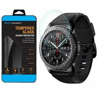 Premium Tempered Glass Screen Protector For Samsung Gear S3 Frontier