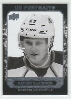 (70893) 2014-15 UPPER DECK PORTRAITS NATHAN MacKINNON #P-38