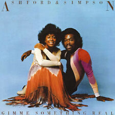 ASHFORD & SIMPSON, GIMME SOMETHING REAL, 9 TRACK CD ALBUM FROM 2010, (MINT)