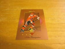 Nolan Baumgartner 1994-95 Leaf Limited World Juniors Canada #1 #'d 2223/5000 NHL