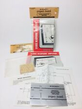 Vintage Archer Stereo Headphone Amplifier Kit 277-128 New In Package Made In USA