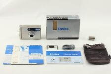 【UNUSED in BOX!!】 Konica Revio CZ 25-40mm Point & Shoot APS Film Camera