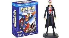 Superman vs. The Elite (Blu-ray/DVD, 2012, Digital Copy) with Elite figurine