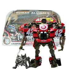 Transformers Human Alliance DOTM LEADFOOT CAR ROBOT TOY  New with Box