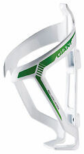 490000043 Proway Bike Bicycle Cycling Water Bottle Cage - White x Green
