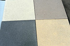 Sandblasted Concrete Pavers, 500X500X40 Bluestone, sandstone