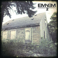 "Eminem : The Marshall Mathers LP 2 Vinyl 12"" Album 2 discs (2014) ***NEW***"