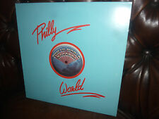 "Maxi 12"", Harold Melvin & The Blue Notes, Don't Give Me Up, Philly World USA 33"