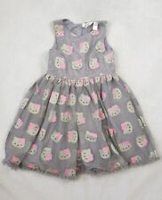 Girls size 8 H&M Hello Kitty Party Dress