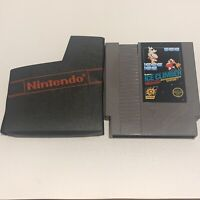 Ice Climber Nintendo NES Game Cartridge Authentic *Tested & Working!!* 5 Screw!