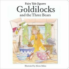 Goldilocks (Fairytale Jigsaw Books),Alison Arkins