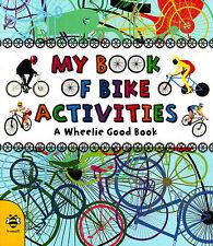 Mi libro de actividades para Bicicleta Por Catherine Bruzzone ciclismo niños nuevo @BRAND @