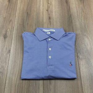 Holderness & Bourne Golf Polo Shirt STREAMSONG RESORT Men's Size L Large NWOT