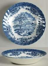 Churchill THE BROOK BLUE Soup Bowl 2104874