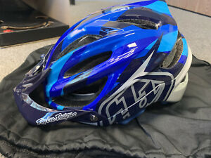 !! NEW!!  Troy Lee Designs A2 Helmet with Mips - Blue, Size M/L