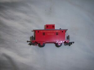 Triang R449 DAVY CROCKETT CABOOSE