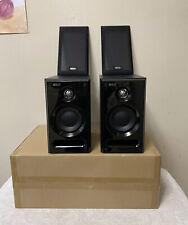 2 Kef C1 Stereo Speakers  New Never Used 100 Watts
