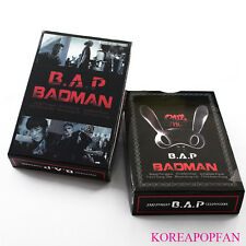 BAP B.A.P MATOKI BADMAN PLAYING CARDS KPOP NEW
