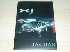 56043) Jaguar XJ Pressemappe 03/2010