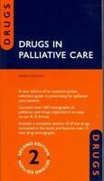 Drugs in Palliative Care, Paperback by Dickman, Andrew, Like New Used, Free P...