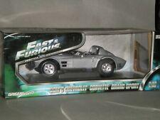 1/18th Fast & Furious Dom's Chevrolet Corvette Grand Sport