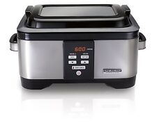 NEW Hamilton Beach Professional Sous Vide Water Oven Slow Cooker 6 Quart Pot