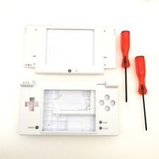 White Replacement Housing Case Shell Full Set With Buttons for Nintendo DSi NDSI