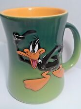 Daffy Duck Mug 3-D Warner Bros Coffee Cup