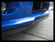 Universal Front Bumper Lip Diffuser Add-on Scuff~Scrape Trim Toyota Subaru Scion