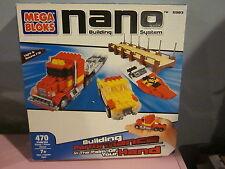 Mega Bloks Nano Building System 5983 Off Shore Racing