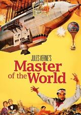 Jules verne's MASTER OF THE WORLD DVD - VINCENT PRICE, CHARLES BRONSON
