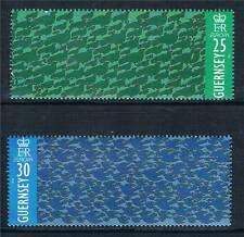 Guernsey 1995 Europa SG 678/9 MNH