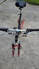 """Univega bike DS 600 Frame 20"""" and Fork For Parts Made In USA"""