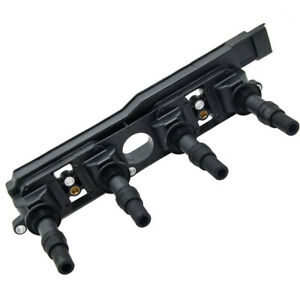 Ignition Coil Pack For Vauxhall Astra G Vectra B Zafira A Corsa C 1.8 1208008