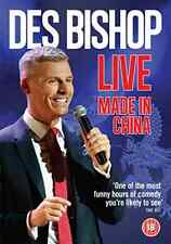 Des Bishop: Made in China  DVD NEW
