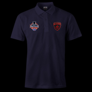 2021 Melbourne Demons Mens Polo Shirt *PRE ORDER*