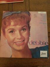 "Debbie Reynolds ""Debbie"" British Import Vinyl Record 1959 G/Mint Rare"