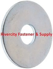 (5) 1/2x3 Large OD Fender washers  .50x3.00    /   1/2 x 3   /  1/2x3.0