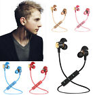 NEW Bluetooth 4.1+EDR Wireless Headphones Stereo Sports Earbuds In-Ear Headsets