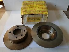 BOSCH 0986478072 2x DISCO FRENO ORIGINALE BRAKE DISC discoteca DE FRENO